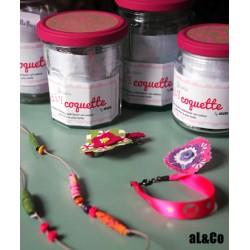 Je suis DIY coquette - 4 kits pour bijoux