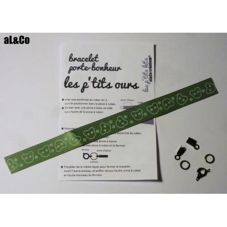 kit pour bracelet petits ours