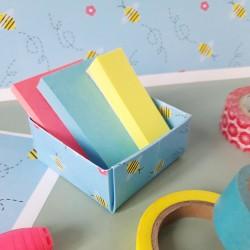 Motif à imprimer sur papier Bees Bizz