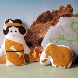 les petites poupées de la préhistoire - précommande