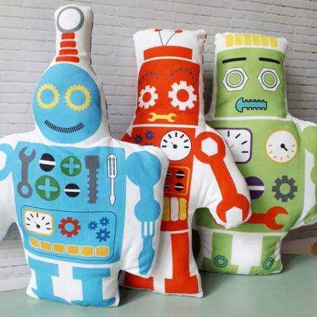 les petites poupées robots
