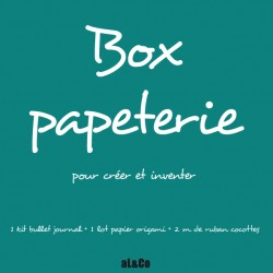 Box papeterie