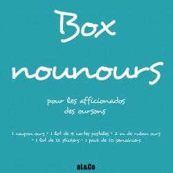 Box nounours