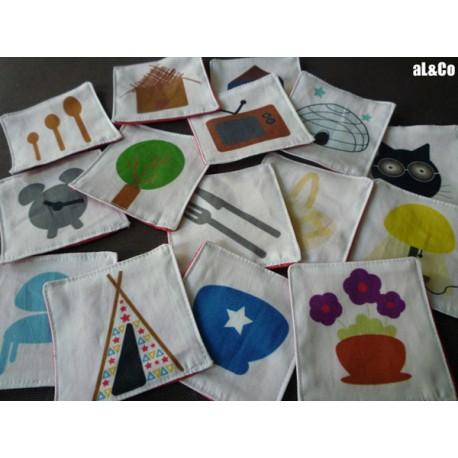 le mémory de la maison kit couture