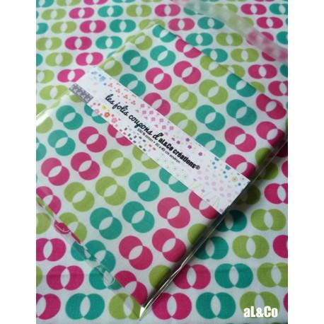 Bubbles coupon de tissu