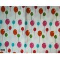 Ballons coupon de tissu