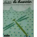 kit bavoir libellule