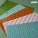 10 feuilles de papier origami