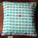 kit coussin papillons